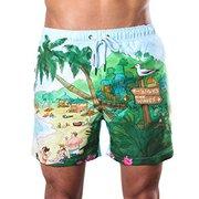 Soft & Quick Dry Men's Designer Swim Trunks,  Shorts & Board Shorts
