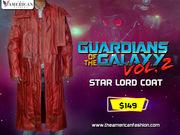 Buy Star Lord galaxy 2 Coat in reasonable price