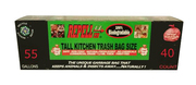 REPELLEM Scented Trash Bags 55 Gallon 40 Count