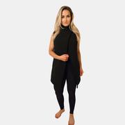 Michi Ignite Vest Black | Followers Fit