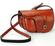 Saddle Styled Handbag Purse For $165