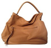 Calf Hide Leather Argentinian Hobo Tote Bag Purse For $225