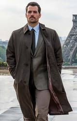 Mission Impossible Fallout August Walker Coat