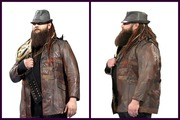 Bray Wyatt WWE Leather Jacket