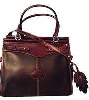 Authentic Argentine Leather Handbag Tote For $145