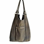 Helena de Natalia Leather Handbag 100% Fine Argentine Cowhide For $155