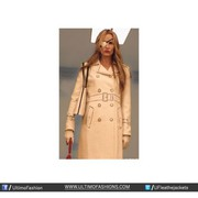 Kill Bill Daryl Hannah Leather Coat